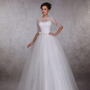 Abito da sposa ampio modello Marisa b649cb4227f